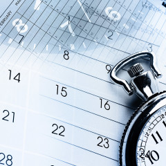Распоред наставе летњег семестра за 2018 годину.